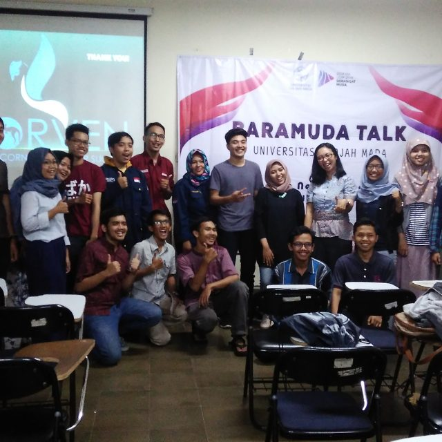 Baramuda Talk and TOEFL Simulation