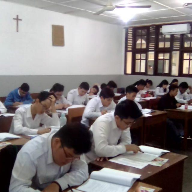 SMA BOPKRI 1 – TOEFL