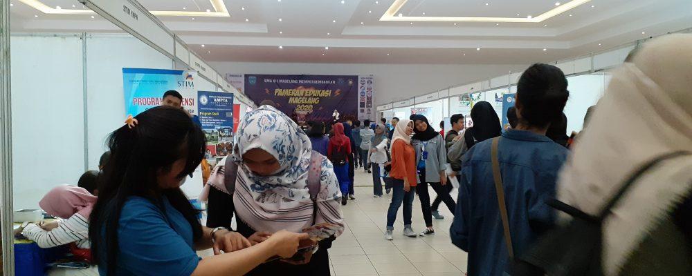 Education Fair SMA N 1 Magelang
