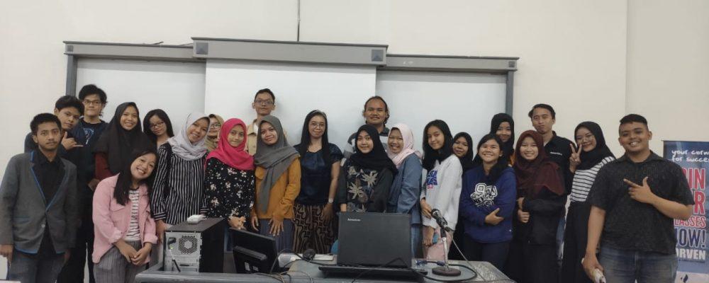 TOEFL Simulasi Bersama English Club YKPN