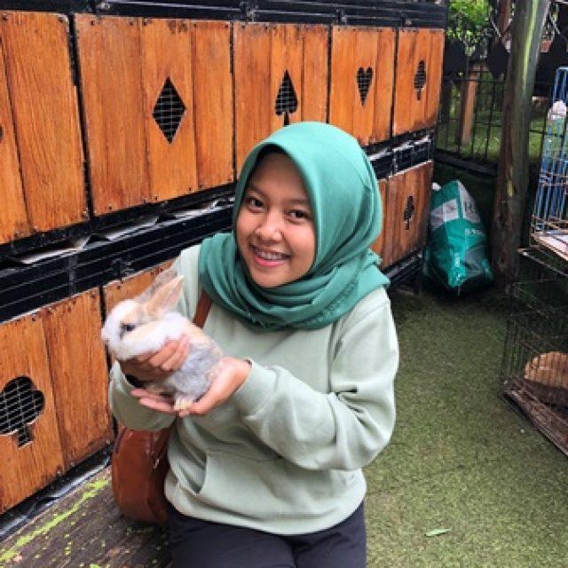 Alifta Faramesty K – SMA N 2 Yogyakarta