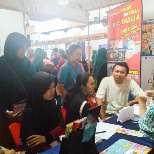 SMA Negeri 1 Yogyakarta – Education Fair