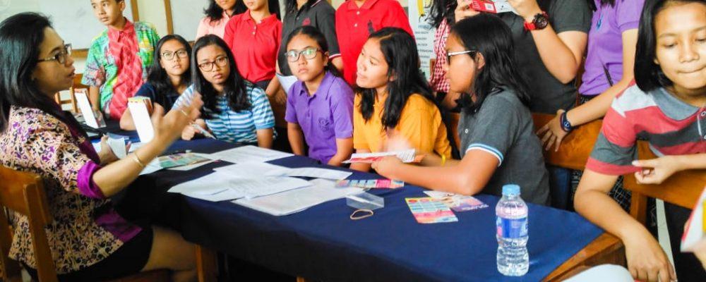 SMA Vanlith Magelang – Education Fair