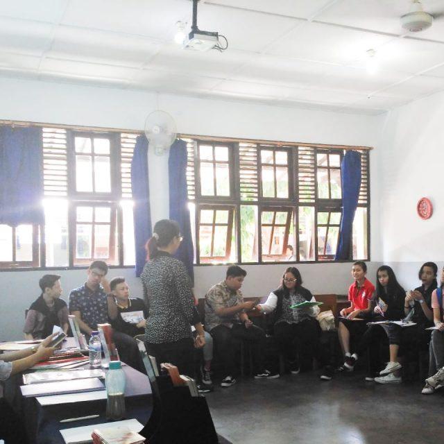 SMA BOPKRI 1 – Education Fair