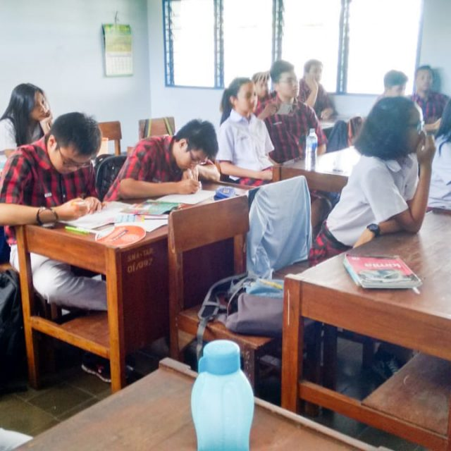 SMA Tarakanita Magelang