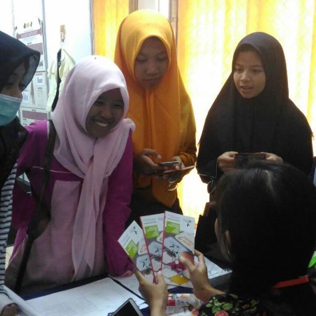 SMA N 3 Yogyakarta – ICEF Event
