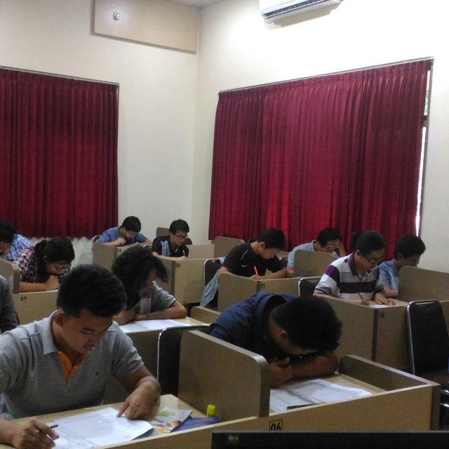 SMA Kolese De Britto Yogyakarta – IELTS Simulation