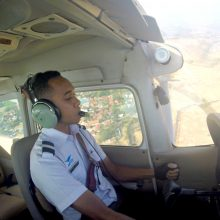 Reinhard Christian Rumboirusi – Aero Flyer Institute