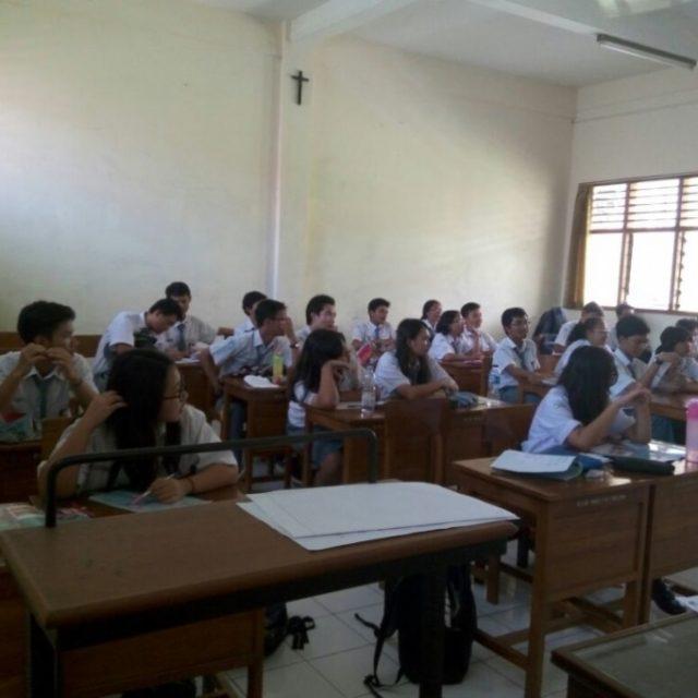 SMA Pangudi Luhur Vanlith Muntilan