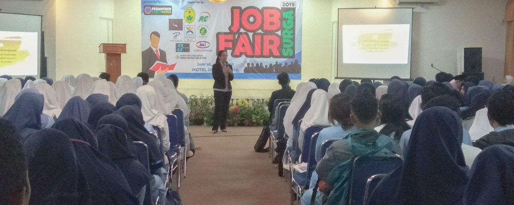 Seminar Studi Ke Luar Negeri dan Job Fair – Surya Global