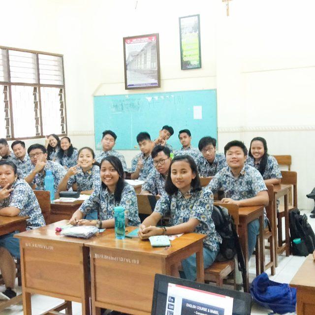 SMA Van Lith Muntilan