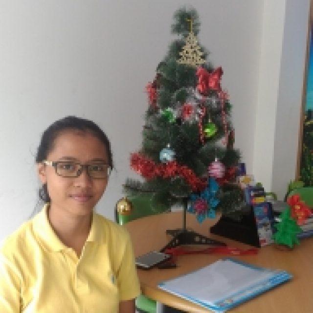 Cornelia Sherina Murgupita – SMA Bopkri 1