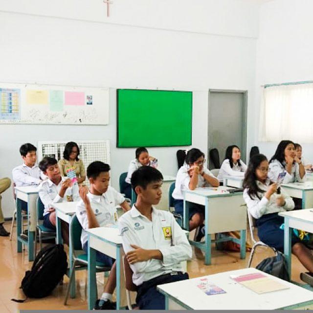 SMP Budya Wacana Yogyakarta